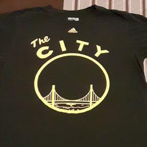 The CITY Warriors shirt